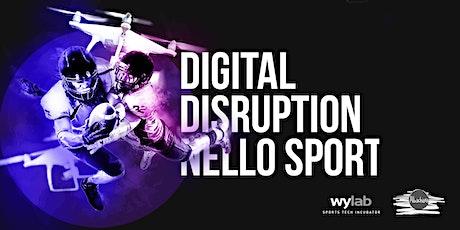 Digital Disruption nello sport biglietti