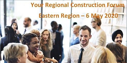 Regional Construction Forum - Eastern
