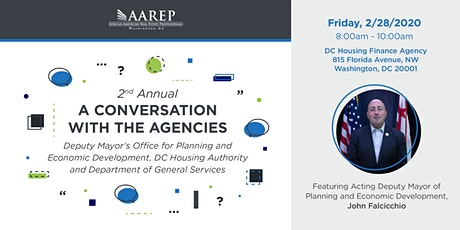 2nd Annual:  A Conversation with the Agencies tickets