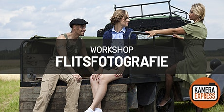 Workshop Flitsfotografie Antwerpen tickets