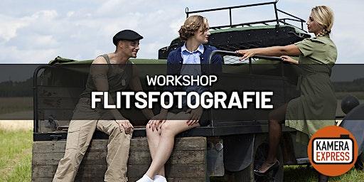 Workshop Flitsfotografie Antwerpen