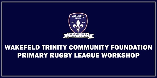 Primary Rugby League Workshop