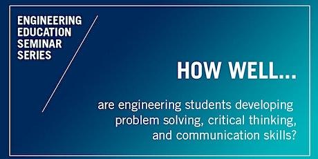 Engineering Education Seminar Series featuring Professor Brian Frank tickets