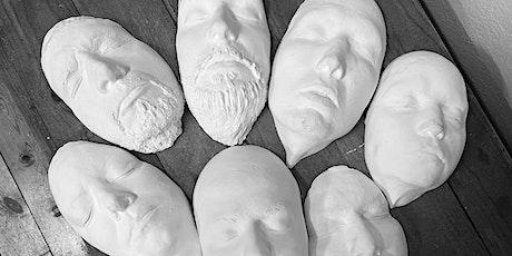 Föreviga ditt ansikte i sten - boka en lifecast hos oss! biljetter
