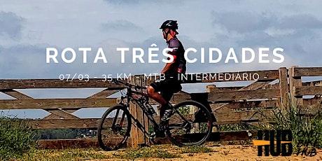 Rota Três Cidades - MTB - 35 km - Intermediário - Morungaba - J.Egídio - Itatiba ingressos