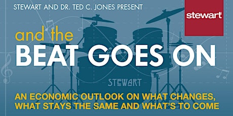 Ted Jones: And The Beat Goes On - hosted by Stewart Title New Jersey tickets