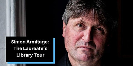 Simon Armitage - Live Screening from the British Library tickets