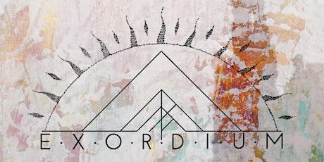 Exordium - A Visionary Art Exhibit tickets