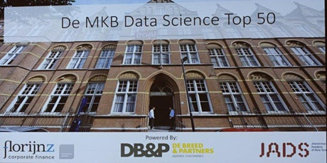MKB Data Science Top 50 - de snelste stijgers van 2019 tickets