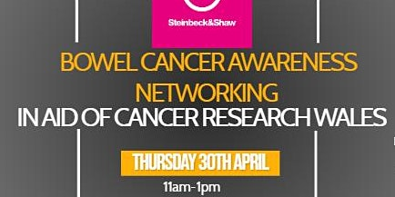 Bowel Cancer Networking in aid of Cancer Research Wales