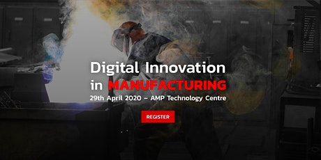 Digital Innovations in Manufacturing tickets
