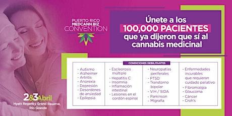 Certificación de Pacientes de CM | Puerto Rico MedCann.Biz Convention (29 & 30 de mayo de 2020) tickets