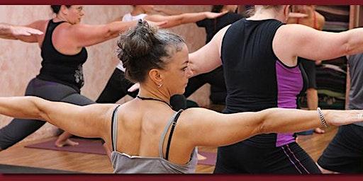 Women United: Rise and Shine Yoga