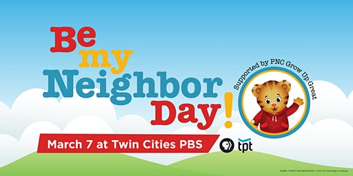 Be My Neighbor Day with Daniel Tiger and Katerina Kittycat