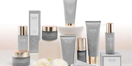 Vegan beauty experts INIKA Organic to launch their new skincare range! tickets