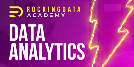Curso DATA ANALYTICS marzo entradas