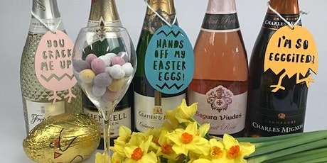 A Sparkling Easter at  the FXC Tasting Room, Newbury tickets