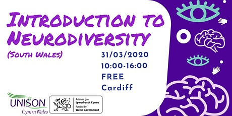 Introduction to Neurodiversity (South Wales) tickets