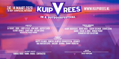 Kuipvrees In & Outdoorfestival tickets
