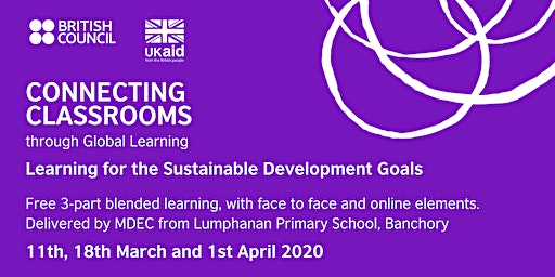 Connecting Classrooms: Learning for the SDGs (Aberdeenshire - Lumphanan)