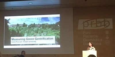 Hamil Pearsal:  Is Green Code for Gentrification?