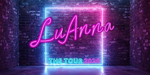 LuAnna: The Tour 2020 - London