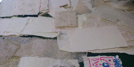 Papermaking 101 with Katy Dement tickets