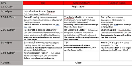 Rebel Óg Coaching Conference tickets
