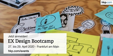 Employee Experience Design Bootcamp Tickets