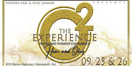 O2 PRAYER AND WORSHIP CONFERENCE  tickets
