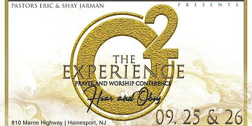O2 PRAYER AND WORSHIP CONFERENCE