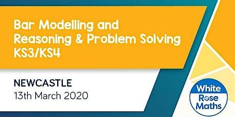 Bar Modelling and Reasoning & Problem Solving (Newcastle) KS3/KS4 tickets