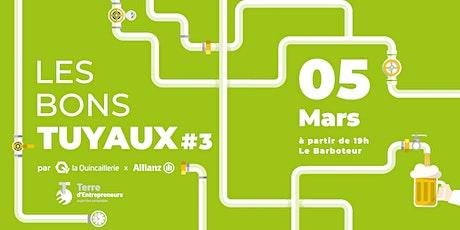 Apéro networking - Les Bons Tuyaux  #3 billets