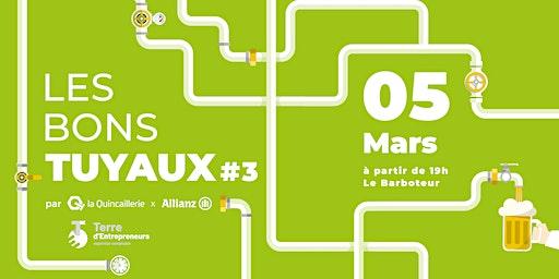 Apéro networking - Les Bons Tuyaux  #3