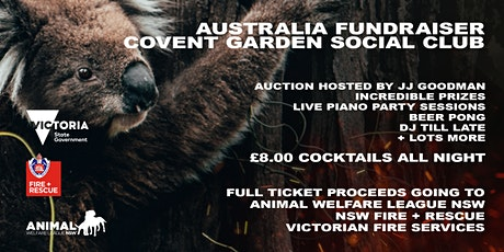 CGSC Australia Donation Link tickets