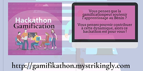 Hackathon Gamification billets