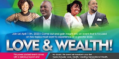 Love & Wealth Business Brunch tickets