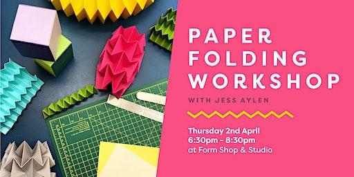 Paper Folding Workshop