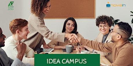 Educazione finanziaria: Idea + Business Campus biglietti