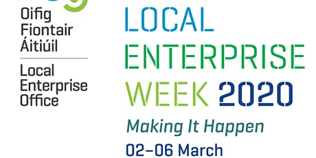 Preparing your Business for Growth - Local Enterprise Week 2020 tickets