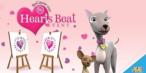 BeCause our Hearts Beat Art Auction