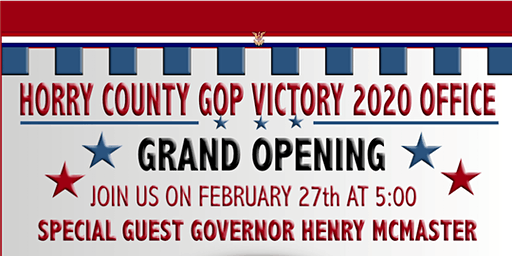 Horry County GOP Victory Office Grand Opening