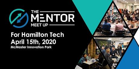 The Mentor Meetup For Hamilton Tech tickets