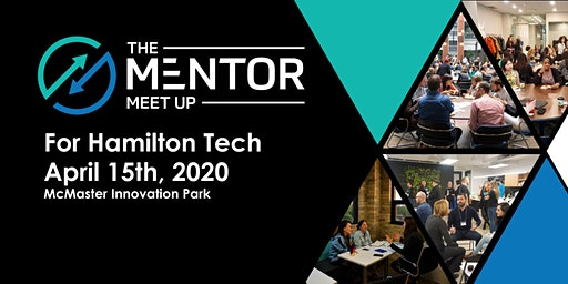 The Mentor Meetup For Hamilton Tech