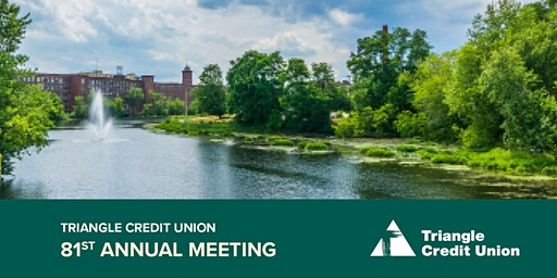 Triangle Credit Union's 81st Annual Meeting
