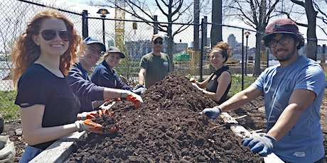 Compost Volunteer Workday: Sifting Finished Compost tickets
