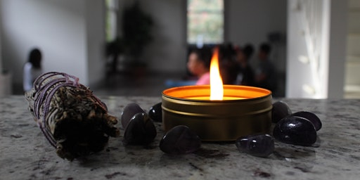 Love & Light: Yoga and Candle Making