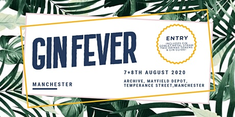 GIN FEVER FESTIVAL - MANCHESTER tickets