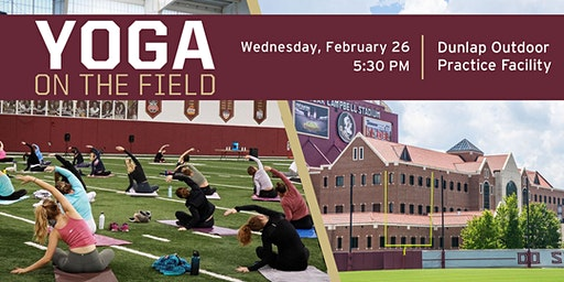FSU Experiology- Yoga on the Field