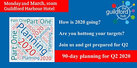 90-day Planning for Q2 2020  tickets